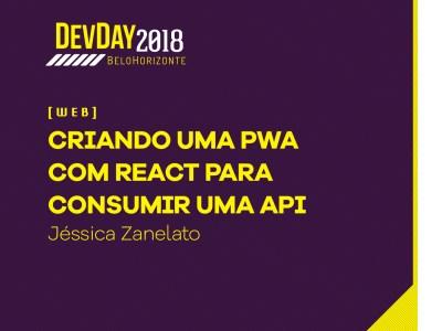[DevDay] Criando uma PWA com React para consumir uma API