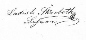 0001 potpis 1845. godine