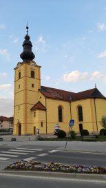 Župna crkva u Zlataru.