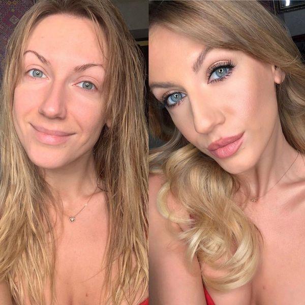 Леся Никитюк обескуражила поклонников фото без макияжа ...