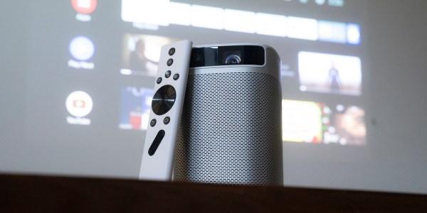 Портативные Android-проекторы XGIMI: как заменить домашний ...