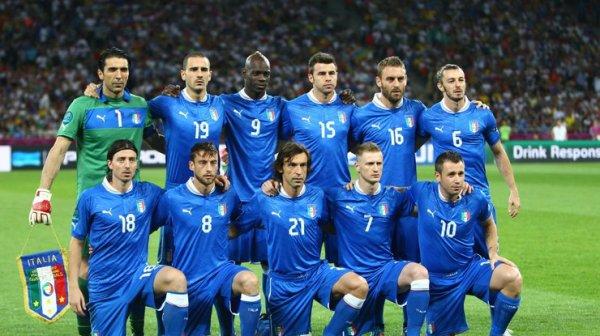 Стал известен состав сборной Италии по футболу на Евро ...
