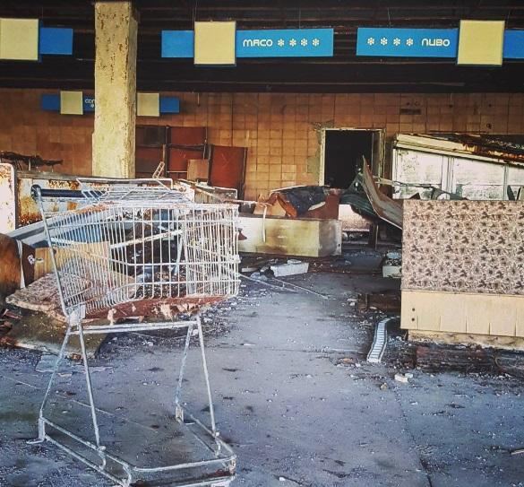 Авария на Чернобыльской АЭС: как сейчас выглядит Припять ...