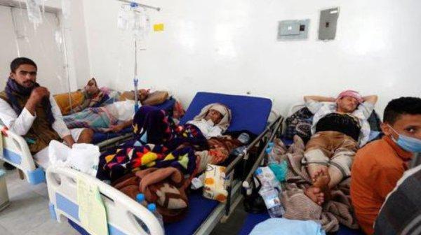 Холера Фото Больных Людей