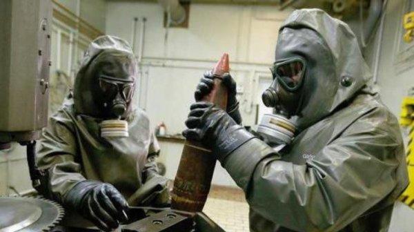 КНДР поставляли химическое оружие в Сирию - расследование ...