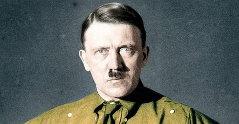 Неизвестные фото Адольфа Гитлера появились в сети ...