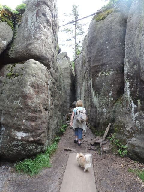 Labirynt skał