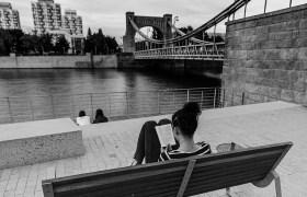 Wrocław miastem stu mostów
