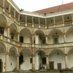 Muzeum Piastów Śląskich z dzieckiem