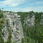 Bastei – niesamowita skalna formacja
