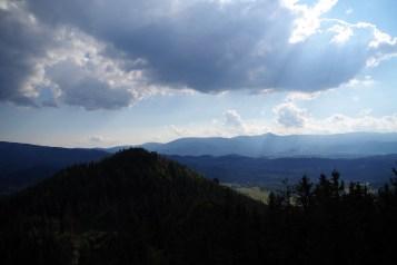 widok z Sokolika