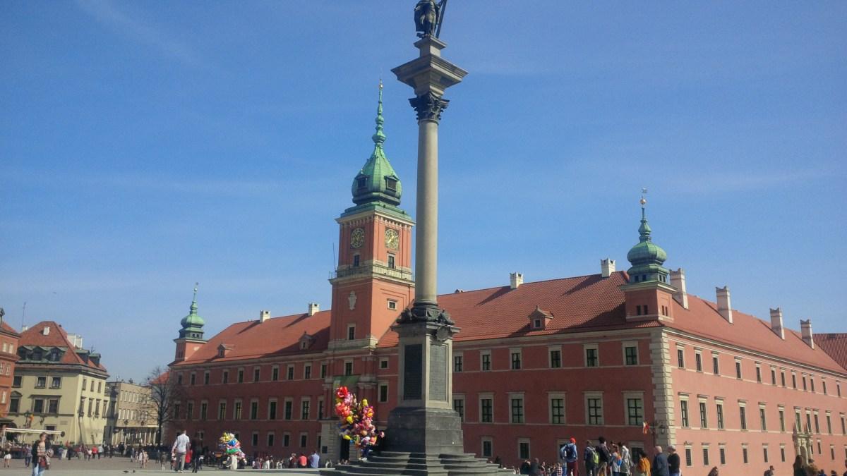 Weekend z dzieckiem w Warszawie
