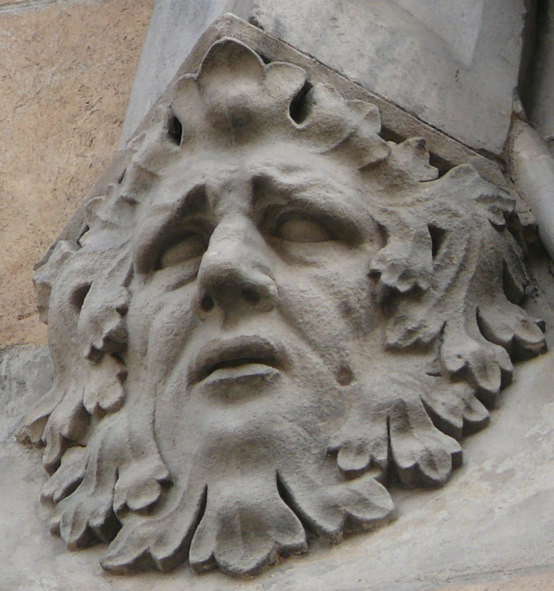katedra fasada główna maszkaron5