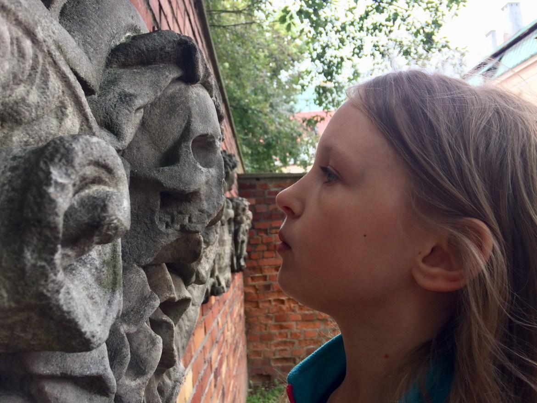 legnica, lapidarium