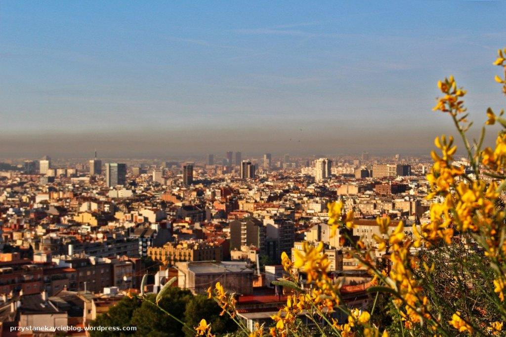park guelle_barcelona_smog