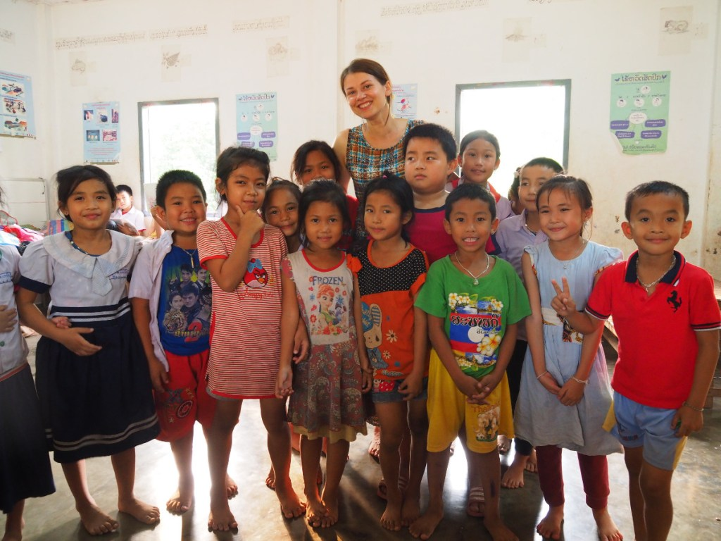NamKhan Project Ban donkeo Luangphrabang