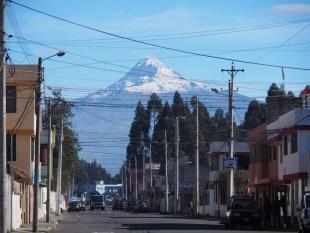 Cotopaxi Ecuador, Latacunga