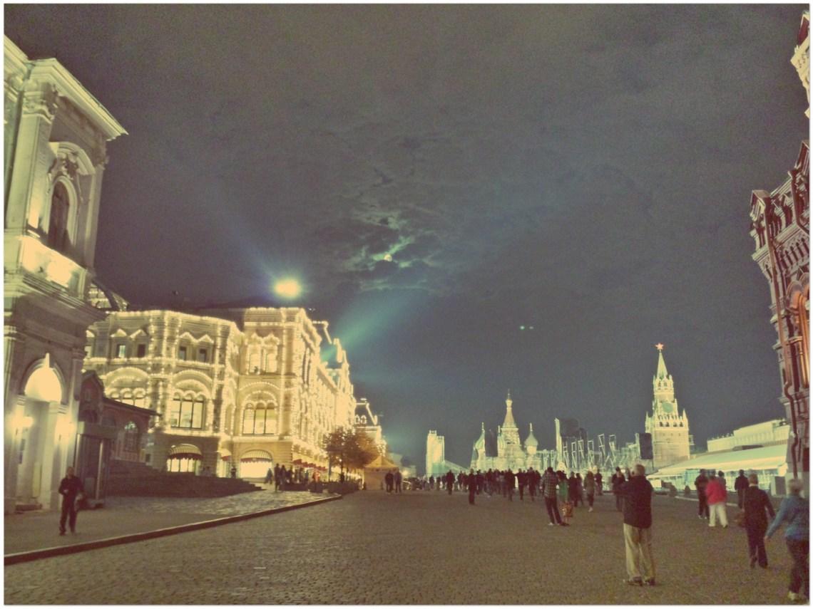 PODRÓŻ ŻYCIA Transsib Moskwa