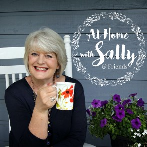 At Home With Sally Podcast