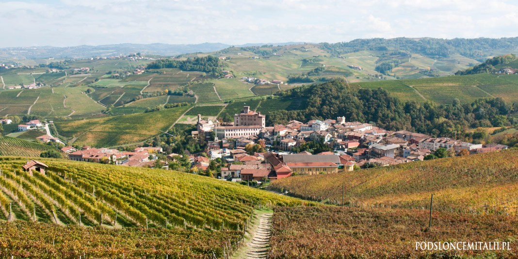 Winne szlaki Piemontu: Langhe-Roero i Monferrato