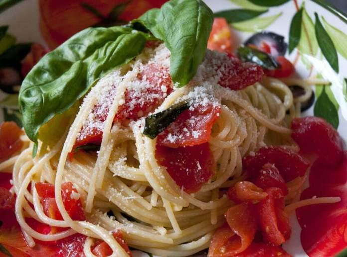 spaghetti Elizabeth Taylor