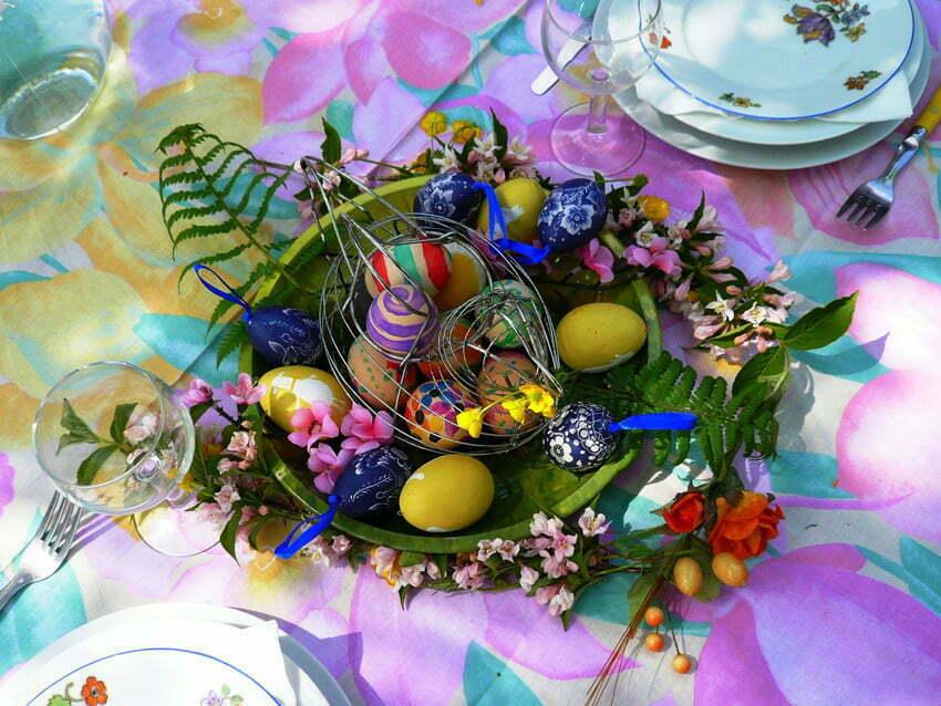 Wielkanoc po włosku