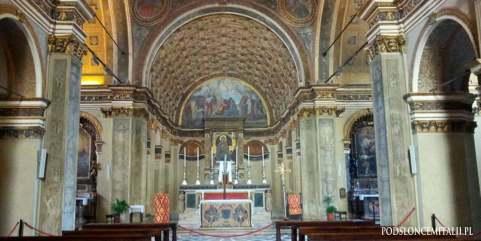 Kościół Santa Maria presso San Satiro - nieistniejąca absyda