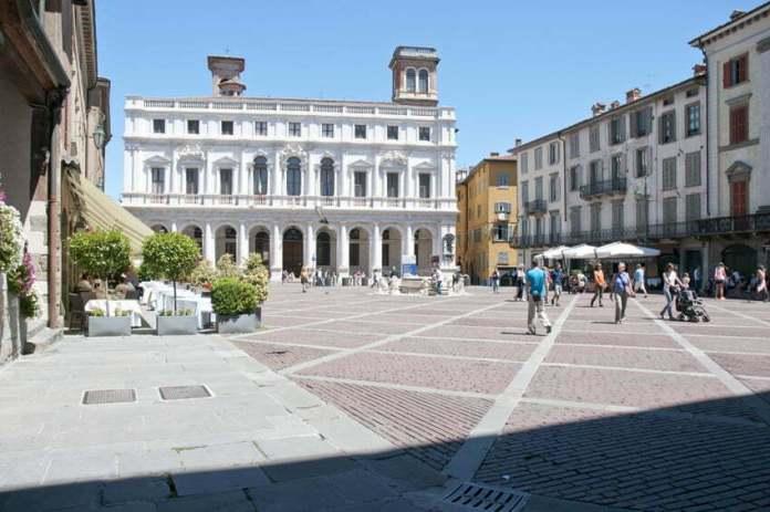 Palazzo Nuovo Bergamo