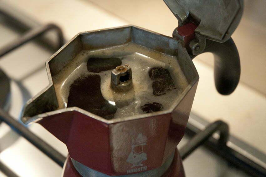 domowe espresso