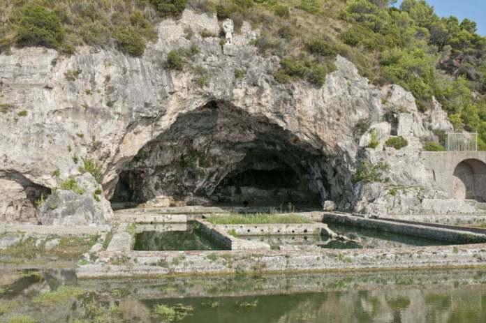 willa Tyberiusza w Sperlondze
