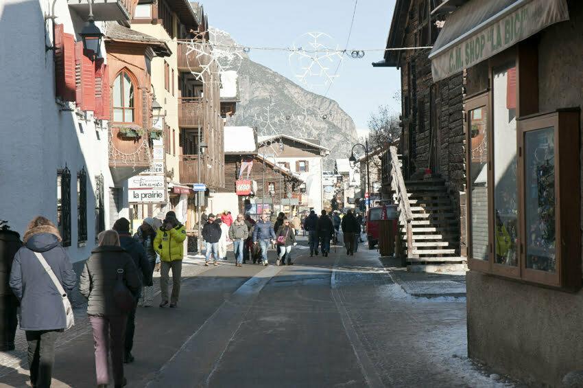 Livigno - włoska strefa bezcłowa