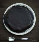 ciasto czekoladowo-pistacjowe