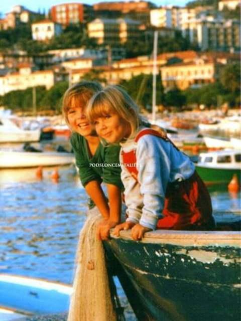 Lerici. Liguryjskie wspomnienie dzieciństwa
