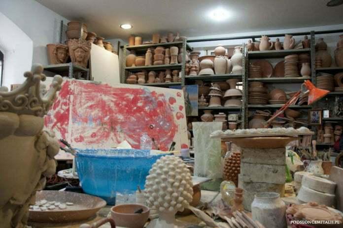 Testa di Moro - ceramika skrywająca smutną legendę i jeden z symboli Sycylii
