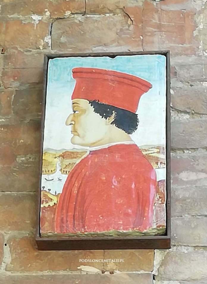 """Urbino i Federico III da Montefeltro, książe nazywany """"Światłem Italii"""""""
