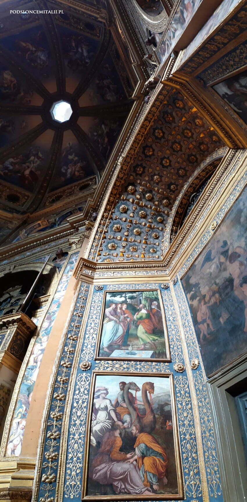Lodi - miasto położone poza turystycznym szlakiem z jednym z piękniejszych kościołów w całej Lombardii