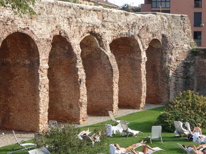 10 romantycznych zakamarków w Mediolanie CC 3.0 by Ghisolabella