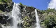 Cascate dell'Acquafraggia, wodospad, który zachwycił Leonarda da Vinci