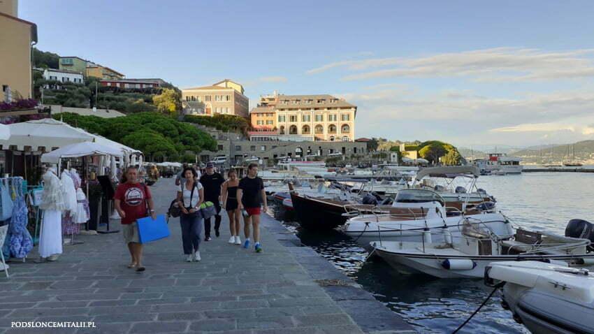 Porto Venere - w tym miejscu piękno rozbraja!