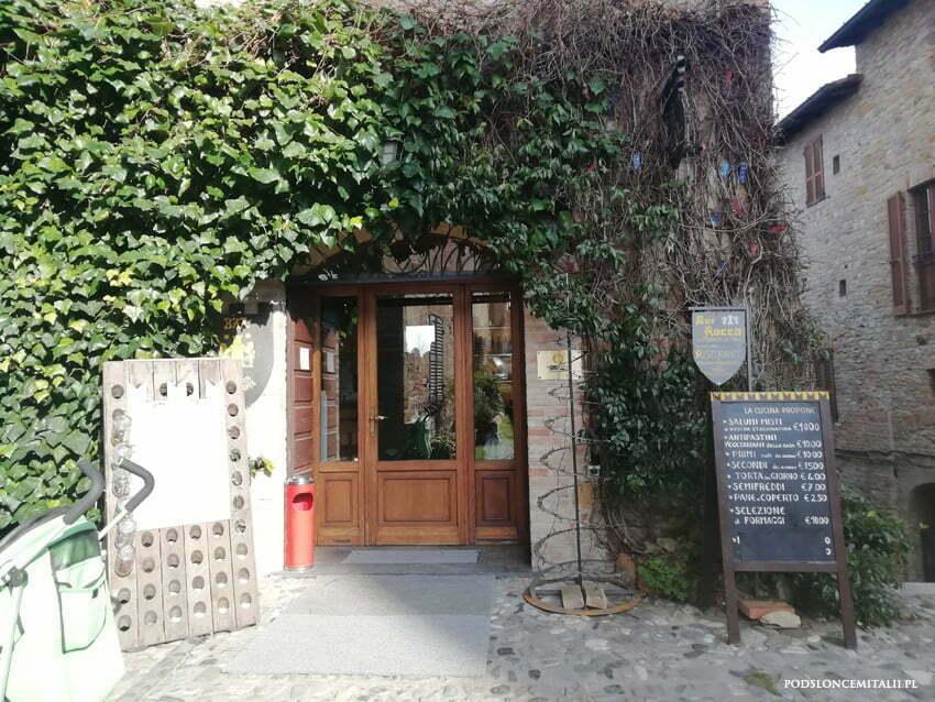 ristorante La Rocca del Franco