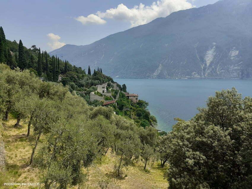 Ciclopista del Garda: ścieżka zawieszona nad jeziorem