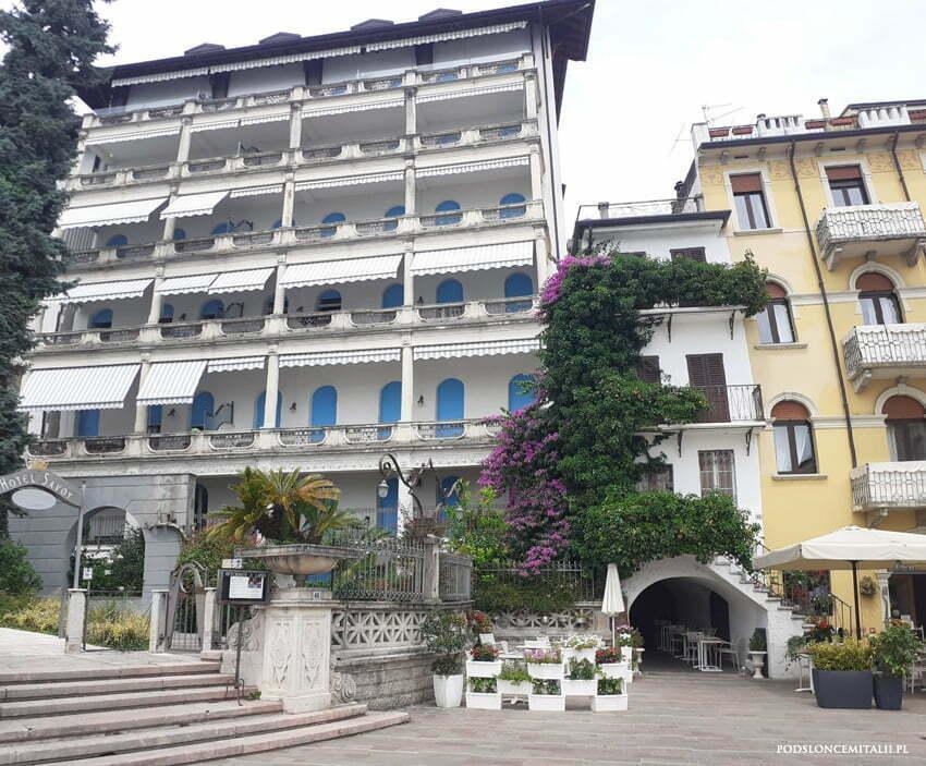 Gardone Riviera   Urocze miasteczko Gabriala d'Annunzio