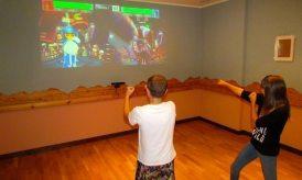 Sala multimedialna z Xbox 360