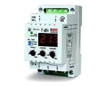Реле контроля напряжения в электрощите