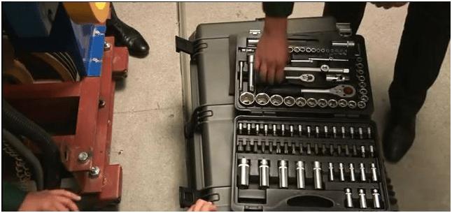 Инструменты для ремонта асинхронных двигателей