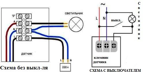 Примеры электрических цепей