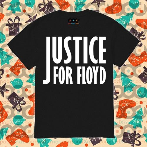 Justice for Floyd RIP shirt