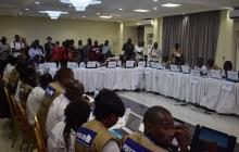 OUVERTURE DE SON QG : LA POECI PRÉSENTE LA MÉTHODOLOGIE D'OBSERVATION DES ELECTIONS LEGISLATIVES PAR PVT