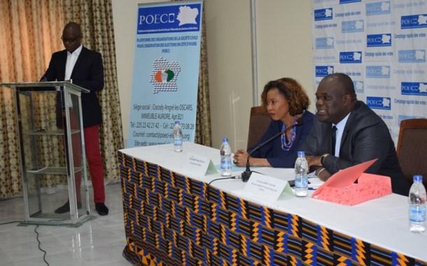 La POECI invite à des réflexions profondes sur le cadre juridique et institutionnel des élections en Côte d'Ivoire
