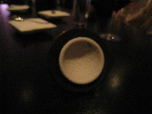 yuzu snow at Alinea